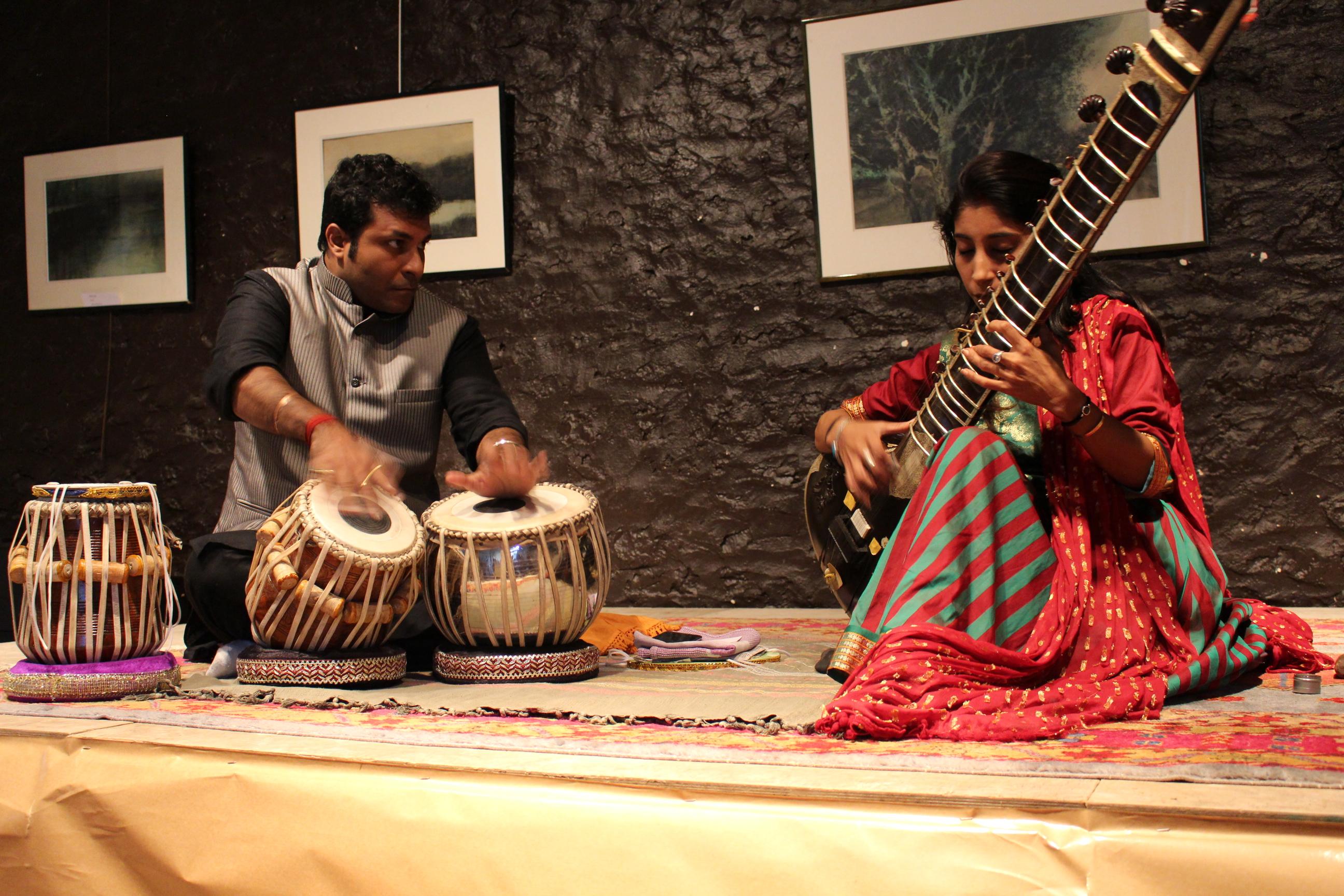 Debajyoti & Joyeeta Sanyal